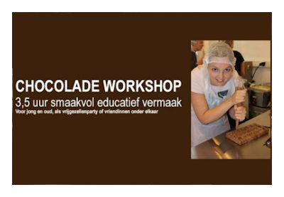 Chocolade Workshop Album Cover